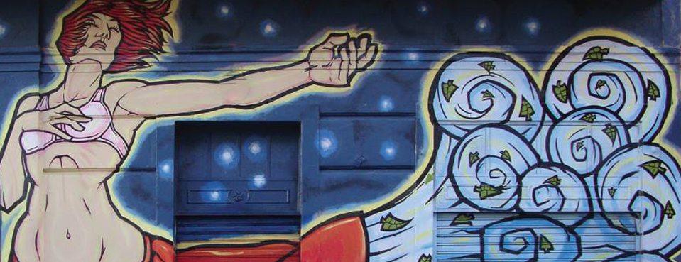Mural by Ala Niz